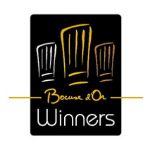 Logo Bocuse d'or Winners