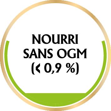 Logo Nourri sans OGM